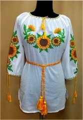 """Sunflower"" blouse - фото"