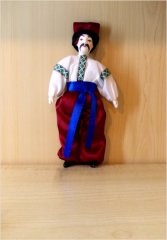 """Cossack"" doll - фото"