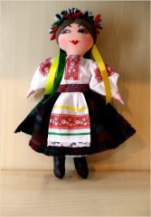 """Ukrainian Girl"" doll - фото"