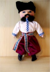 """Coossack"" doll - фото"