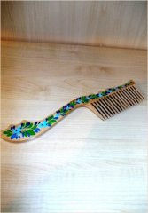 Comb with a handle - фото